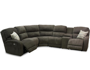 Fandango Reclining Sectional (140 Fabrics and Leathers)...Starting At