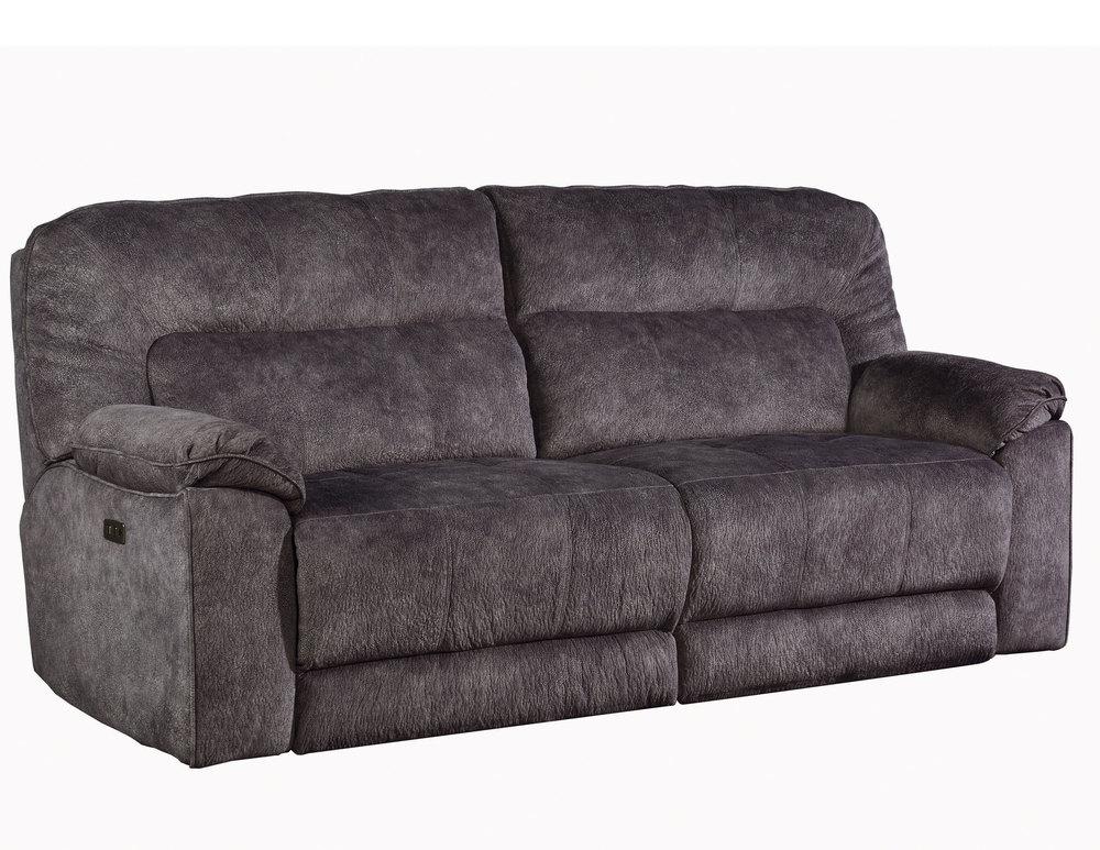 Top Gun Double Reclining Sofa Made To