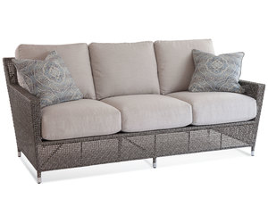 Edisto 416 Outdoor Sofa (Made to order performance fabrics)