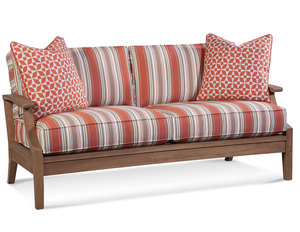 Messina 489 Outdoor Teak Sofa (Made to order fabrics)...Starting At