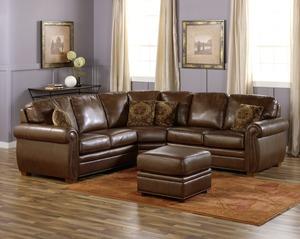 Blanco 77504 - 70504 SLEEPER Sectional - 450 Fabrics and Leathers : leather sleeper sectionals - Sectionals, Sofas & Couches