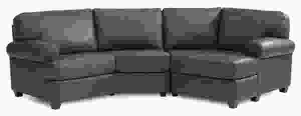 Bakersfield 77505 - 70505 SLEEPER Sectional - 450 Fabrics and Leathers