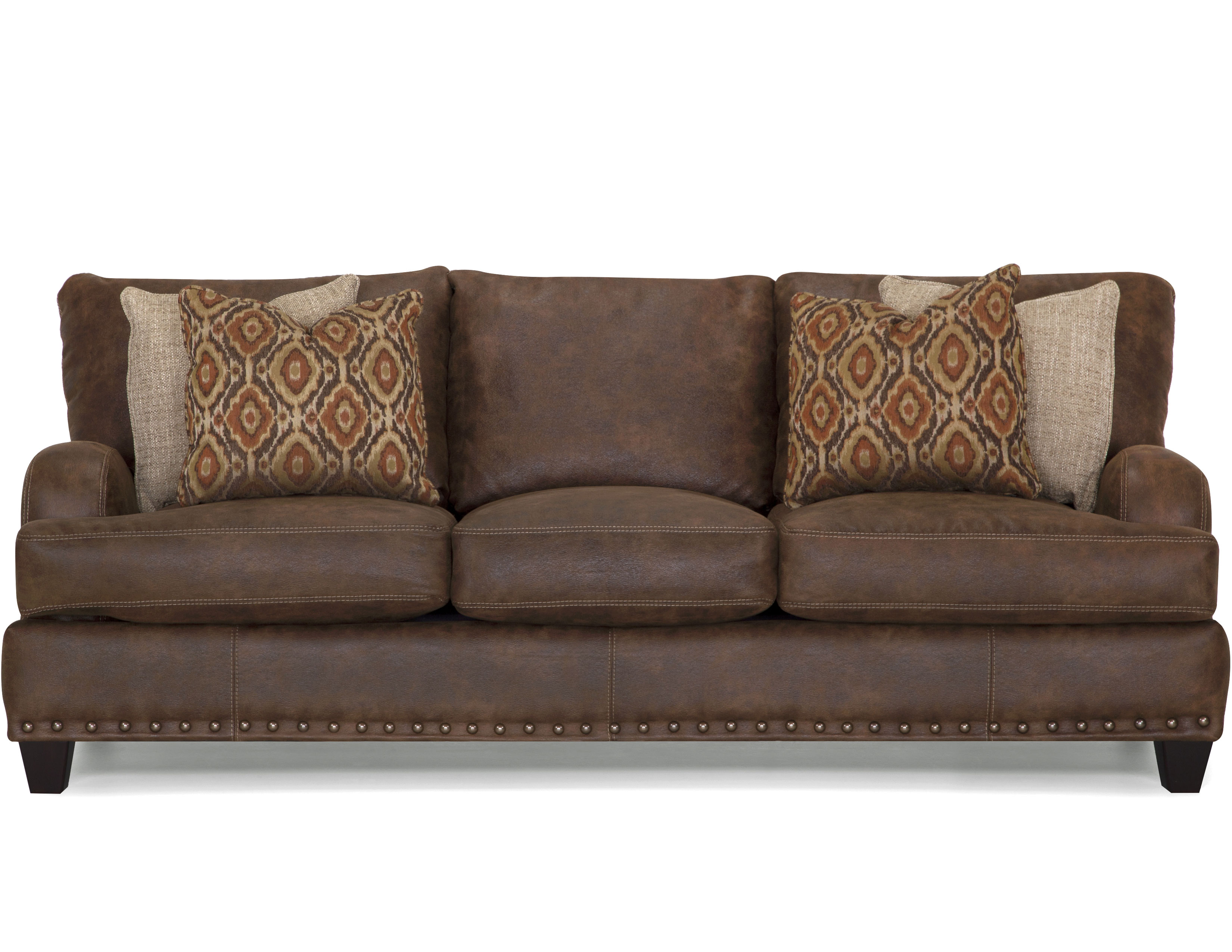 Indira 848 Stationary Sofa 93 Sofas And Sectionals
