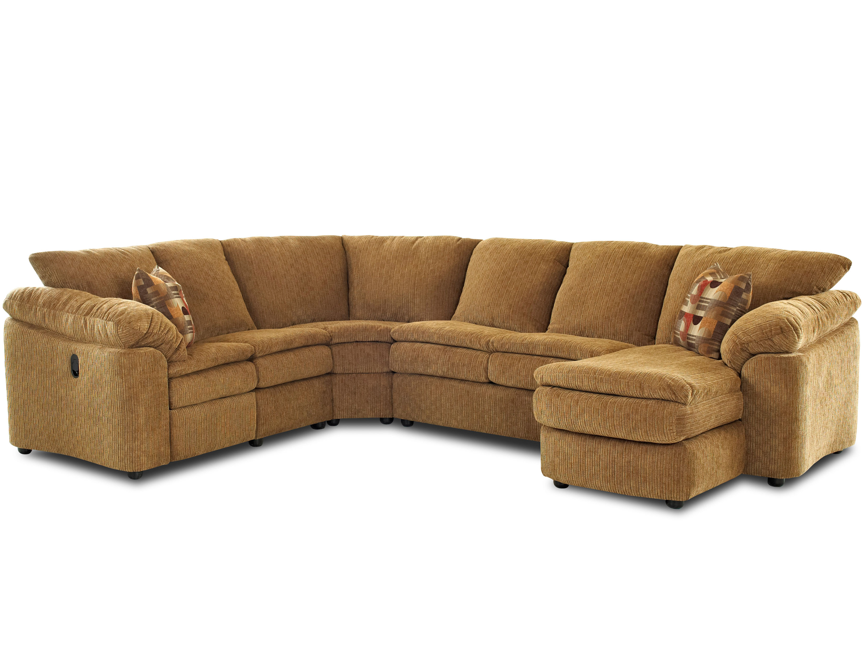 Legacy Reclining Sectional Made To Order Sofas And Sectionals