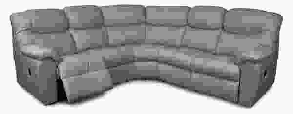 Regent 41094 - 46094 Reclining Sectional - 450 Leathers and Fabrics