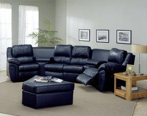 Daley 41162 - 46162 Reclining Sectional : reclining leather sectional - Sectionals, Sofas & Couches