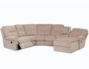 Roadster Reclining Sectional (Made to order fabrics and leathers)...Starting At