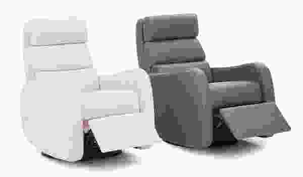 Central Park Swivel Glider Recliner