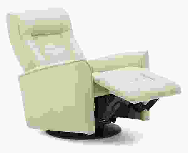 Glacier Swivel Glider Recliner