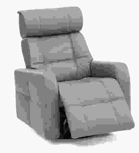 Myrtle Swivel Glider Power