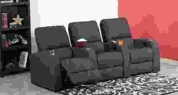 Pacifico Sofa Recliner (3-reclining mechs)