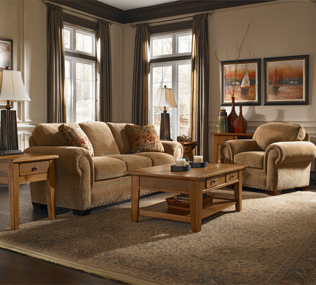 Cambridge 5054 Sofa Collection Customize 350 Fabrics By Broyhill