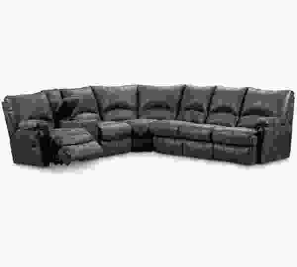 Alpine Right Facing Double Reclining Loveseat