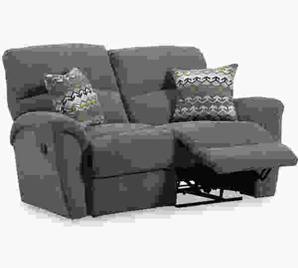 Grand Torino LAF Power 1 Arm Reclining Loveseat w/ Storage