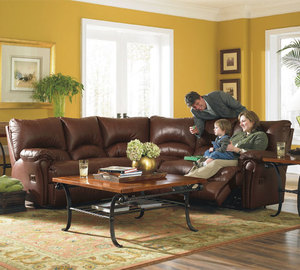 Alpine Reclining Sectional 204. By Lane & Lane | Sofas and Sectionals islam-shia.org