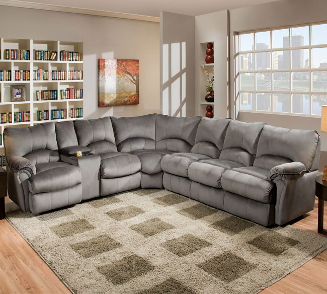 & Alpine Reclining Sectional 204 | Sofas and Sectionals islam-shia.org