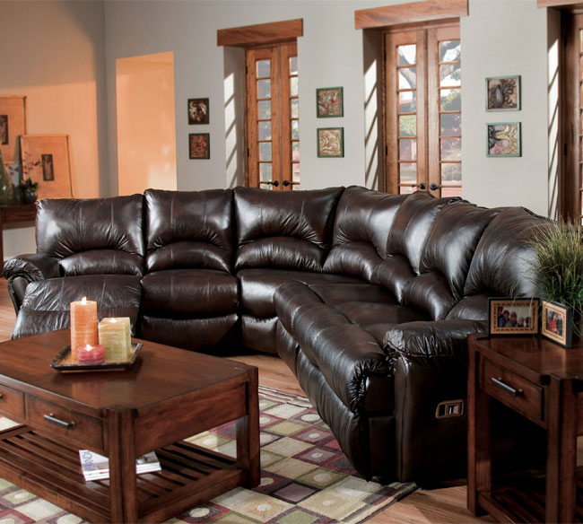 : lane sectionals with recliners - Sectionals, Sofas & Couches