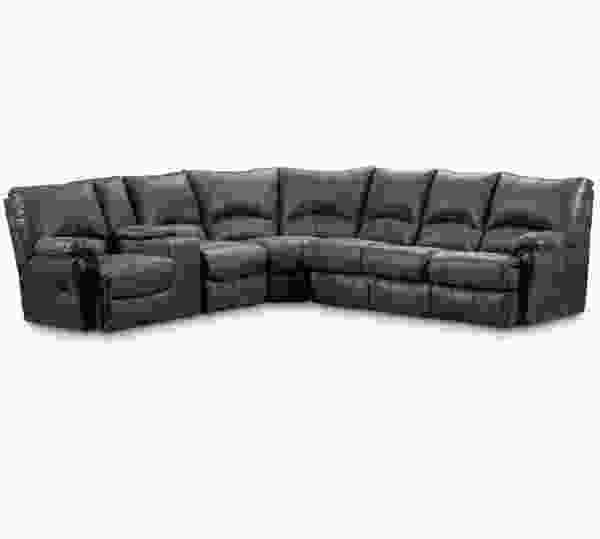 Alpine Reclining Sectional 204