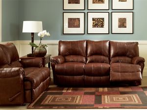 Alpine Reclining Sofa Collection 204 : brown leather reclining couch - islam-shia.org