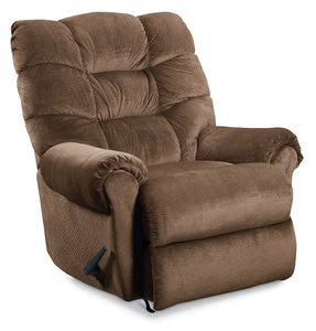 zip recliner in in stock fast free shipping
