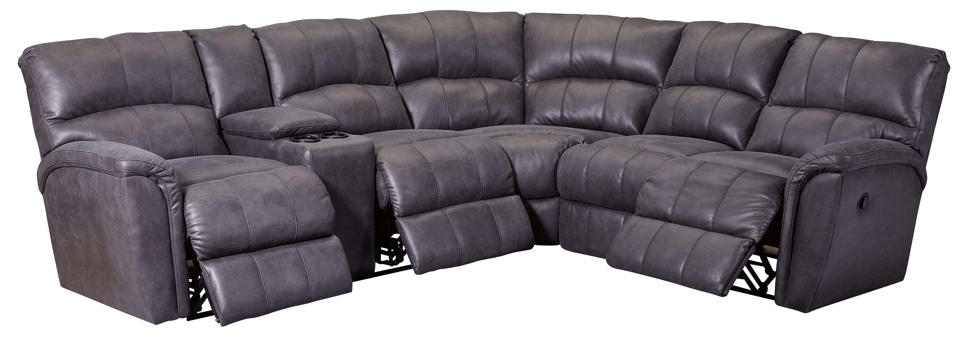 Grand Torino Reclining Sectional 230