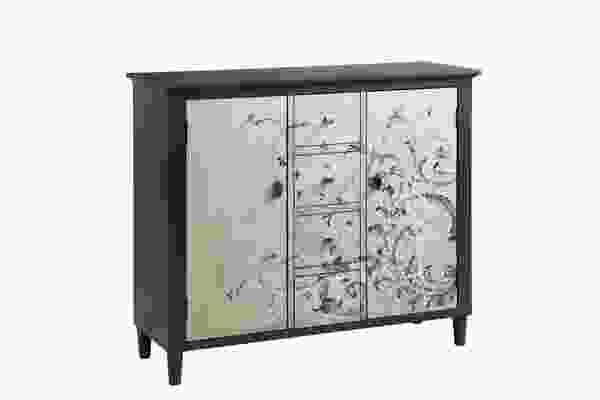 Graham Four Drawer Accent Cabinet