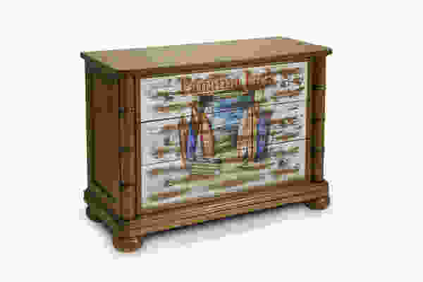 High Tide 3-Drawer Chest by Panama Jack