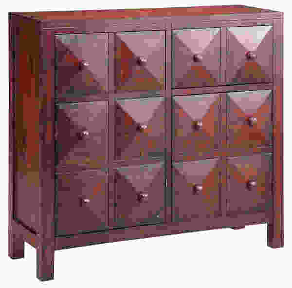 Maris  Two Door, Two Drawer Accent Cabinet
