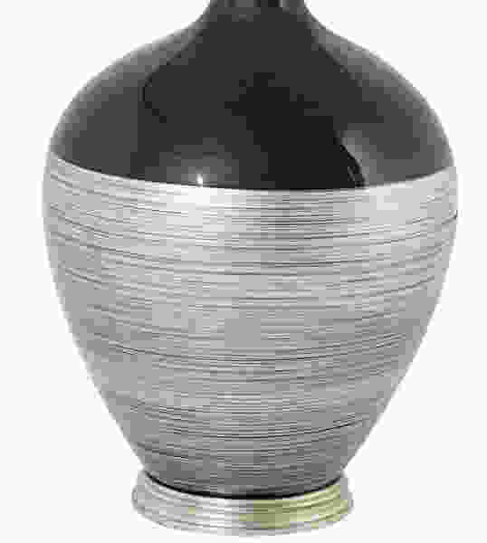 Silvered Shimmer Lamp