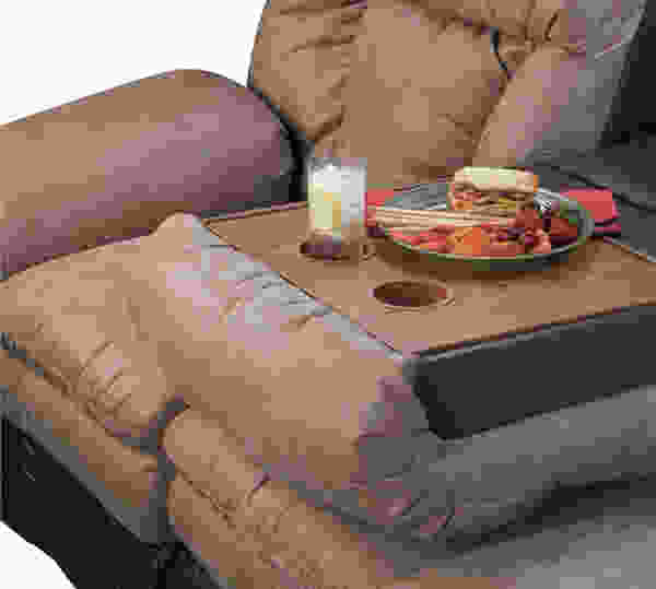 Talon 230 Reclining Sectional in 4362-1/5101-20 - IN STOCK FOR FAST FREE DELIVERY