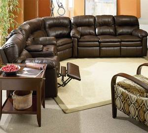 Touchdown 292 Sectional - IN STOCK AND FAST FREE SHIPPING. By Lane : lane leather sectional - Sectionals, Sofas & Couches
