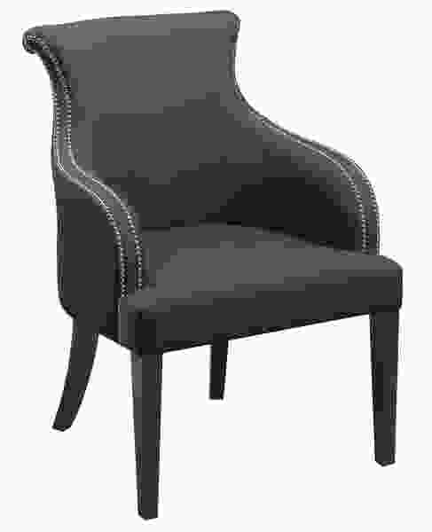 Cheri Espresso Accent Chair