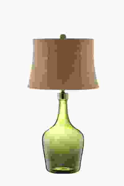 Trent Glass Table  Lamp