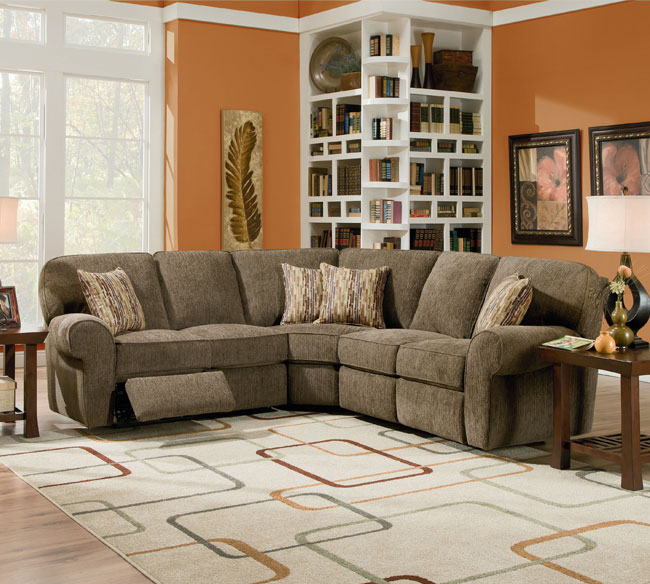 Megan Reclining Sofa 343 59