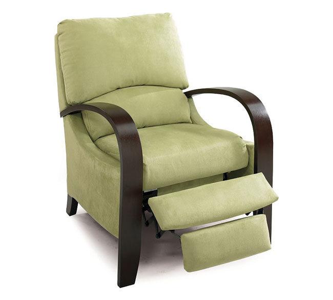 Julia Hileg Recliner 2595 Sofas And, Bent Wood Arm Recliner