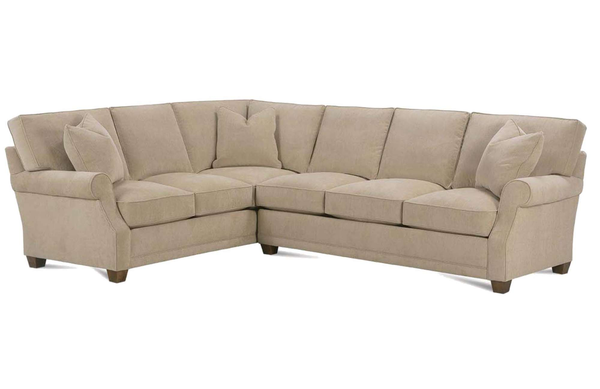 Baker P210 Sectional 350 Fabrics And Colors Sofas