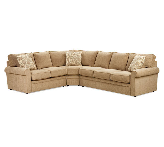 Brentwood 9258 Sectional- 350 Fabrics and | Sofas and Sectionals
