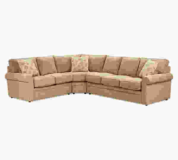 Brentwood 9259Q Sleeper Sectional - 350 Fabrics and Colors