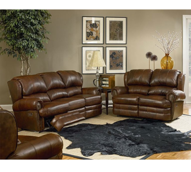 Han 203 Reclining Sofa Collection