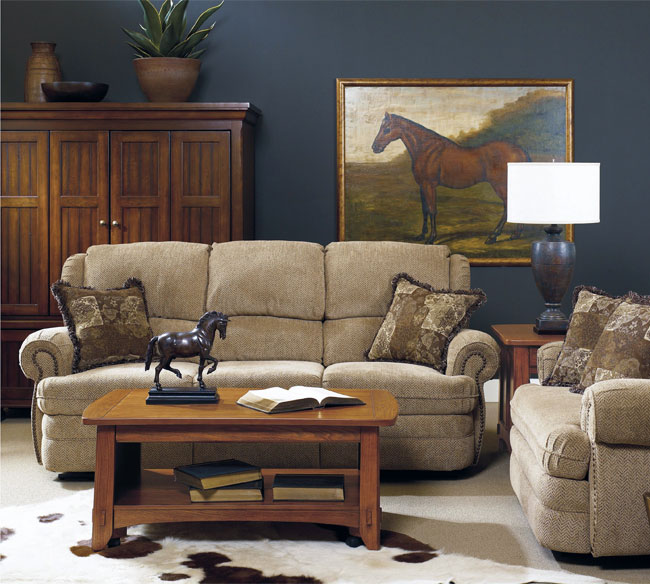 Hancock 203 Reclining Sofa Collection Sofas And Sectionals