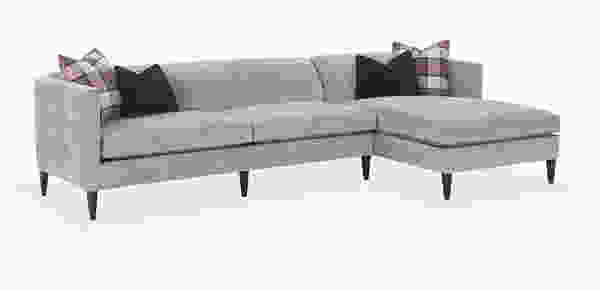 Claire N760 Sectional - 350 Fabrics and Colors
