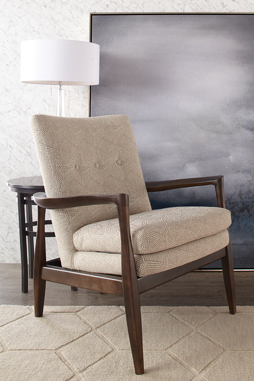 Harris Accent Chair N780-006 | Sofas and Sectionals