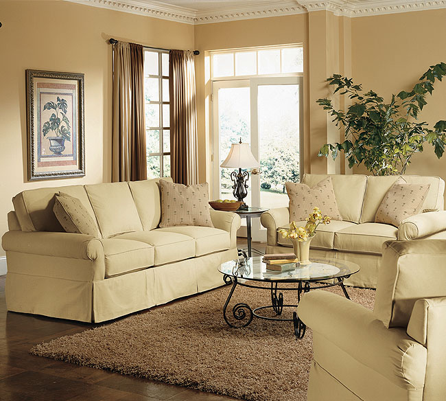 Hermitage 7880 Slipcover Sofa Collection 350 Sofas And