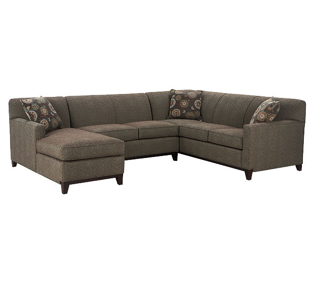 Martin G560 Sectional - 350 Fabrics and Colors  sc 1 st  Sofas and Sectionals : rowe martin sectional - Sectionals, Sofas & Couches