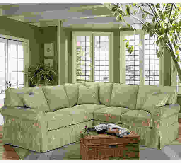 Masquerade C392 Slipcover Sectional - 350 Fabrics and Colors