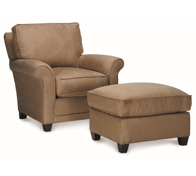 Magnificent Mayflower C691 Chair And Ottoman 350 Fabrics Sofas And Caraccident5 Cool Chair Designs And Ideas Caraccident5Info