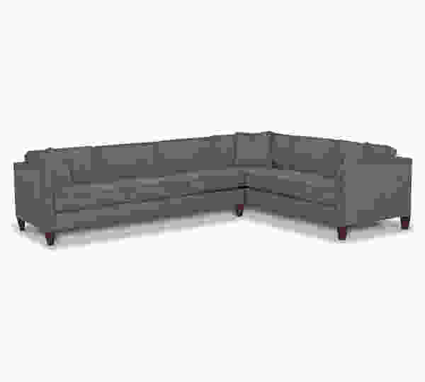 Mitchell N220 Sleeper Sectional - 350 Fabrics and Colors