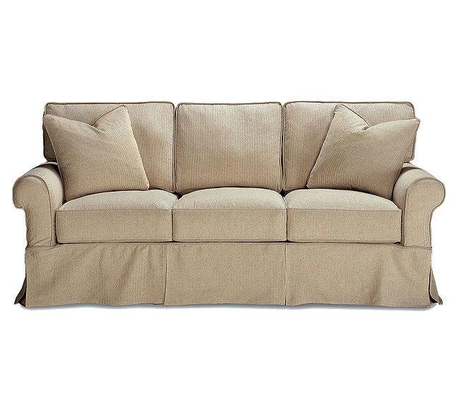 Nantucket Slipcovered Sofa Collection