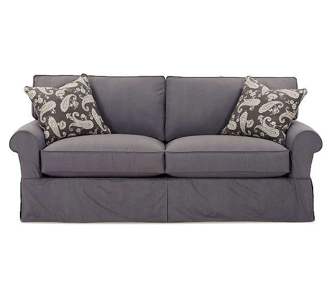 Nantucket A910 Slipcover Sofa 350 Fabrics And Sofas And Sectionals