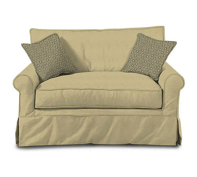 Collections Of Broyhill Floral Sleeper Sofa